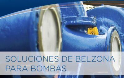Soluciones de Belzona para bombas