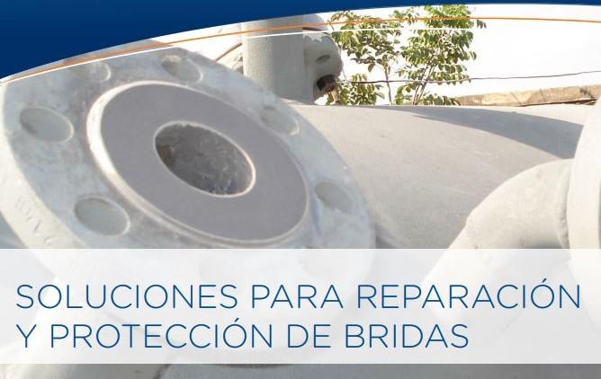Soluciones para Reparación y Protección de Bridas