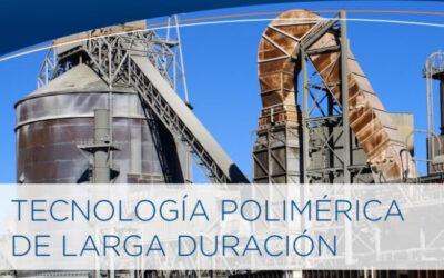 Tecnología Polimérica de larga duración contra abrasión