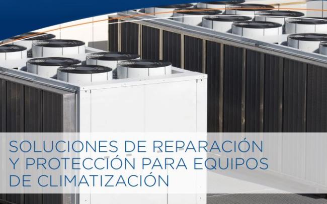 Protección de equipos de climatización
