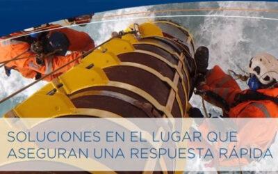 Reparaciones en Plataformas Marítimas